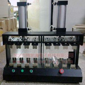 动力电池测试治具成功案例