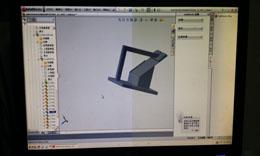 烧录通生产设备:solidworks图形设计软件